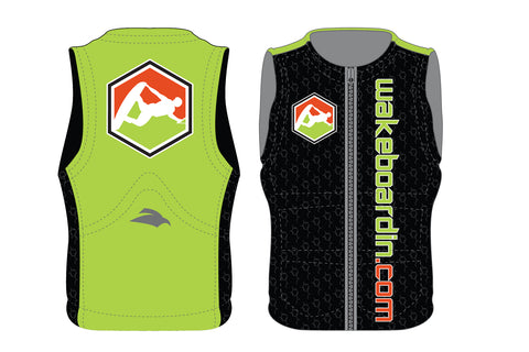 Wakeboardin.com Competition Vest