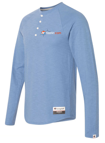 Footin Henley Shirt
