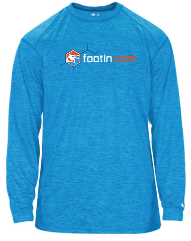 Footin Long Sleeve Moisture T