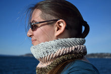 Elwha Cowl Knitting Pattern
