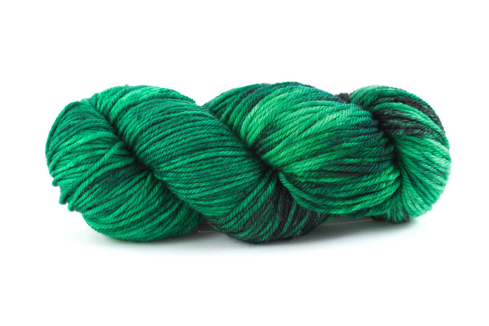Ville: Emerald City ~ Superwash Merino Wool