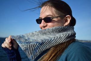 Fauntleroy Cowl Knitting Pattern