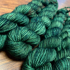 Temporum: Green River ~ Superwash Merino, Cashmere, Nylon