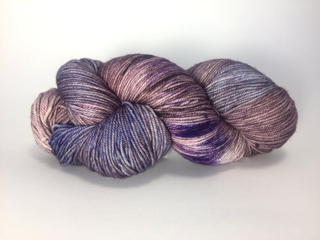 Temporum: Heart Shaped Box ~ Superwash Merino, Cashmere, Nylon