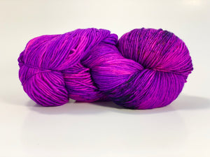 Temporum: IDGAF ~ Superwash Merino, Cashmere, Nylon