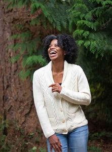 Featured Product: Less Traveled Cardigan Kit Pre-Order