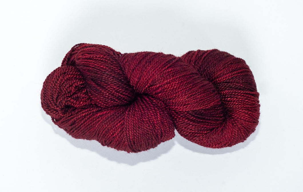 Mismated :  SODO ~ Superwash Merino Wool and Silk