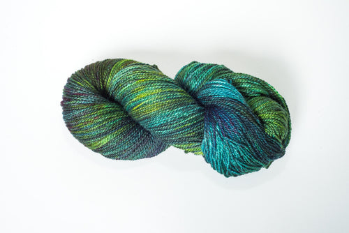 Mismated : Siren ~ Superwash Merino Wool and Silk