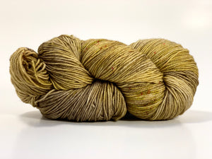 Temporum: Permafrost ~ Superwash Merino, Cashmere, Nylon