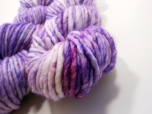 King: Princess Violet ~ Merino Wool, Nylon