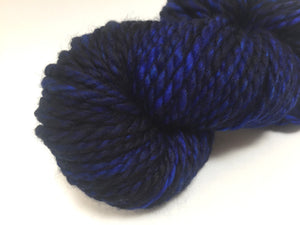 Rainier: Steller's Jay ~ Superwash Merino, Nylon