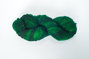 Temporum: Emerald City ~ Superwash Merino, Cashmere, Nylon