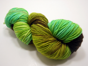 Ville: Tie Off ~ Superwash Merino Wool