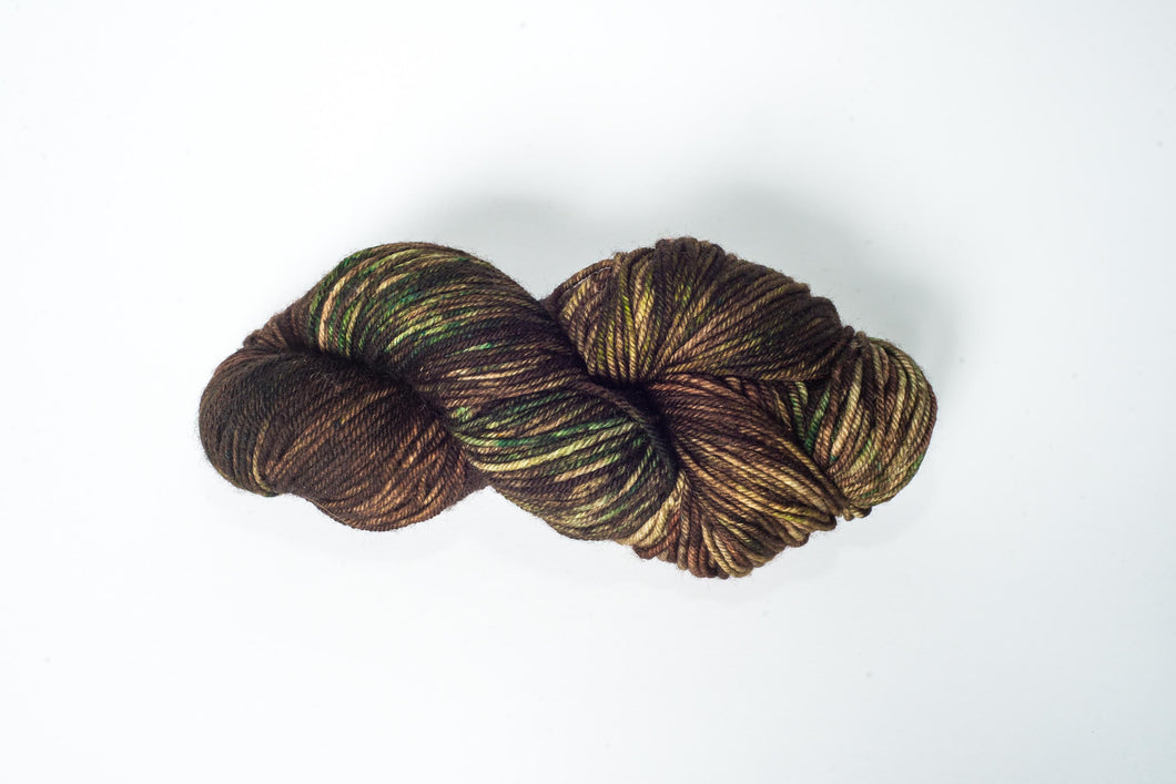 Ville: Spawning Ground ~ Superwash Merino Wool