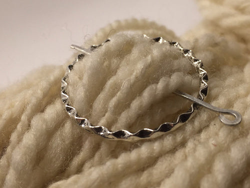 Westlake ~ Metal Shawl Pin