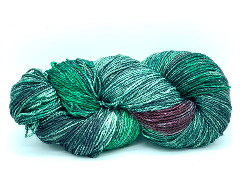 Mismated: Shayna ~ Superwash Merino Wool and Silk