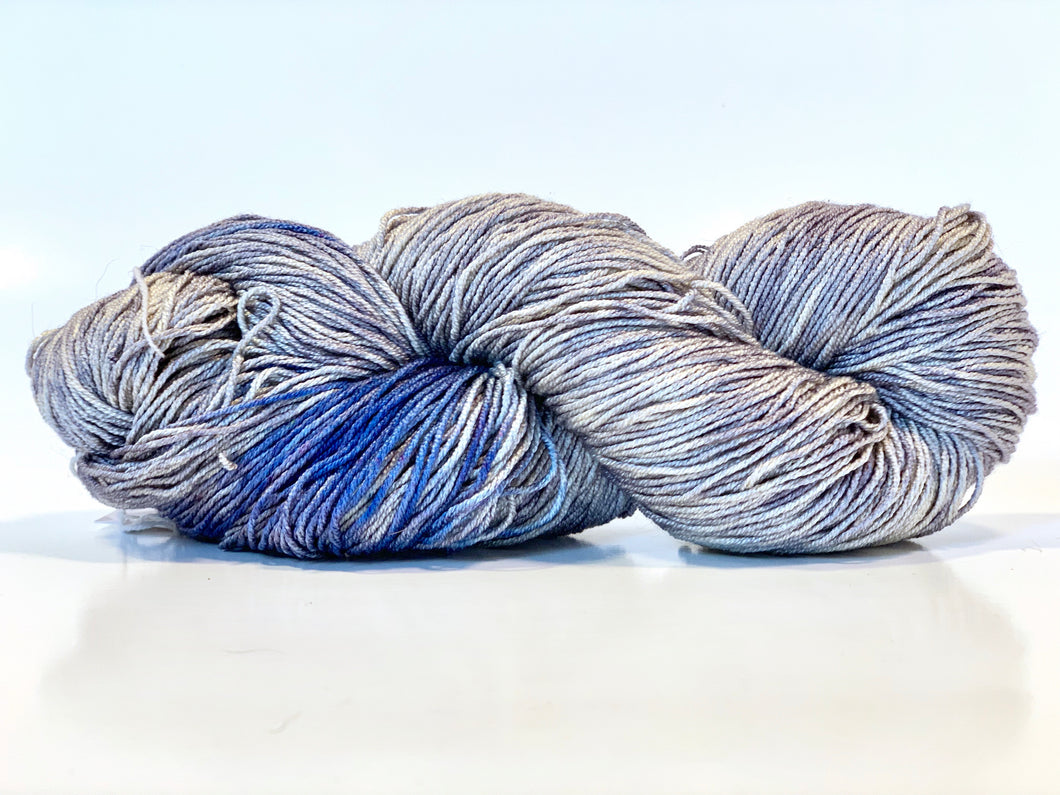 Silk Fingering: Ferry ~ Pure Silk