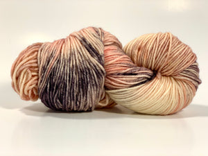 Ville: Salmon Run ~ Superwash Merino Wool