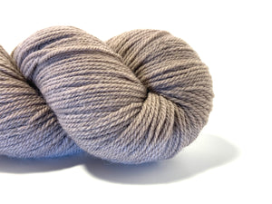 Hamlet: Sumner~ Hand Dyed Sport Weight Yarn ~ Locally Spun Merino Wool