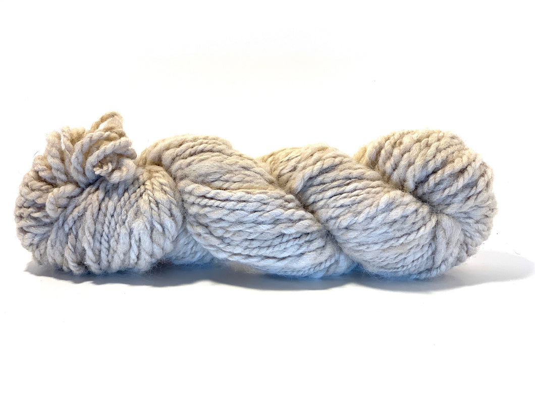 Handspun Baby Alpaca Yarn ~ Naturally Colored Superbulky
