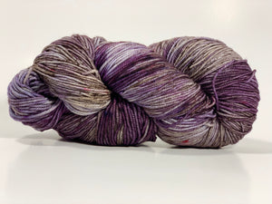 Temporum: Shadow of Rainier ~ Superwash Merino, Cashmere, Nylon