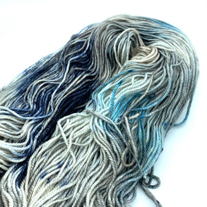 Temporum: Mists ~ Superwash Merino, Cashmere, Nylon