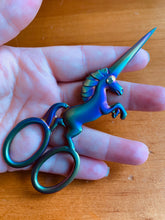 Unicorn scissors
