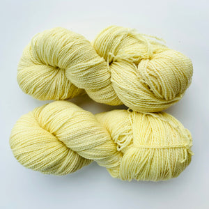 Forage: Fennel 0519 ~ Organic Washable Wool