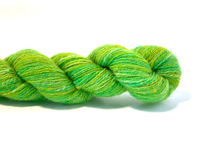 Handspun Yarn: Springtime ~ US Produced Wool