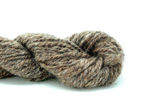 "Handspun ""Zoo Blend"" Yarn ~ Naturally Colored Bulky"