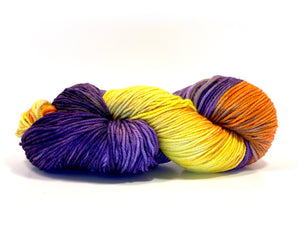 Ville: Sunset ~ Superwash Merino Wool