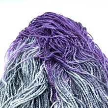 Mismated: Fusion ~ Superwash Merino Wool and Silk