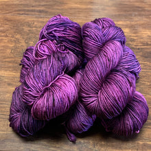 Ville: Huckleberry Jam ~ Superwash Merino Wool