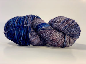 Temporum: Causation ~ Superwash Merino, Cashmere, Nylon