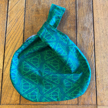 Medium Reversible Dumpling Bag: Deathly Hallows