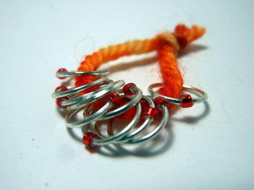 Handmade Snagless Stitch Markers: