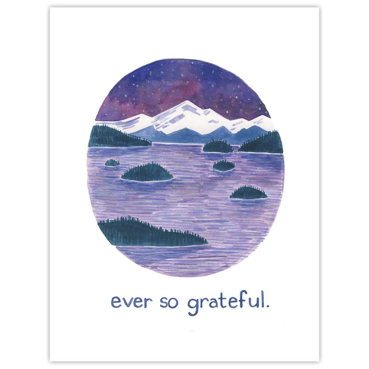 Ever So Grateful Card