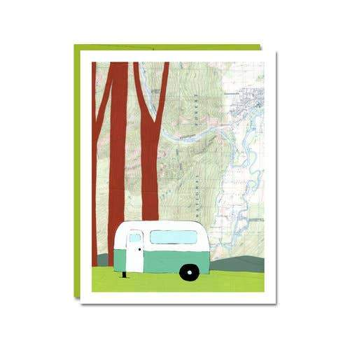 National Forest Camper Card