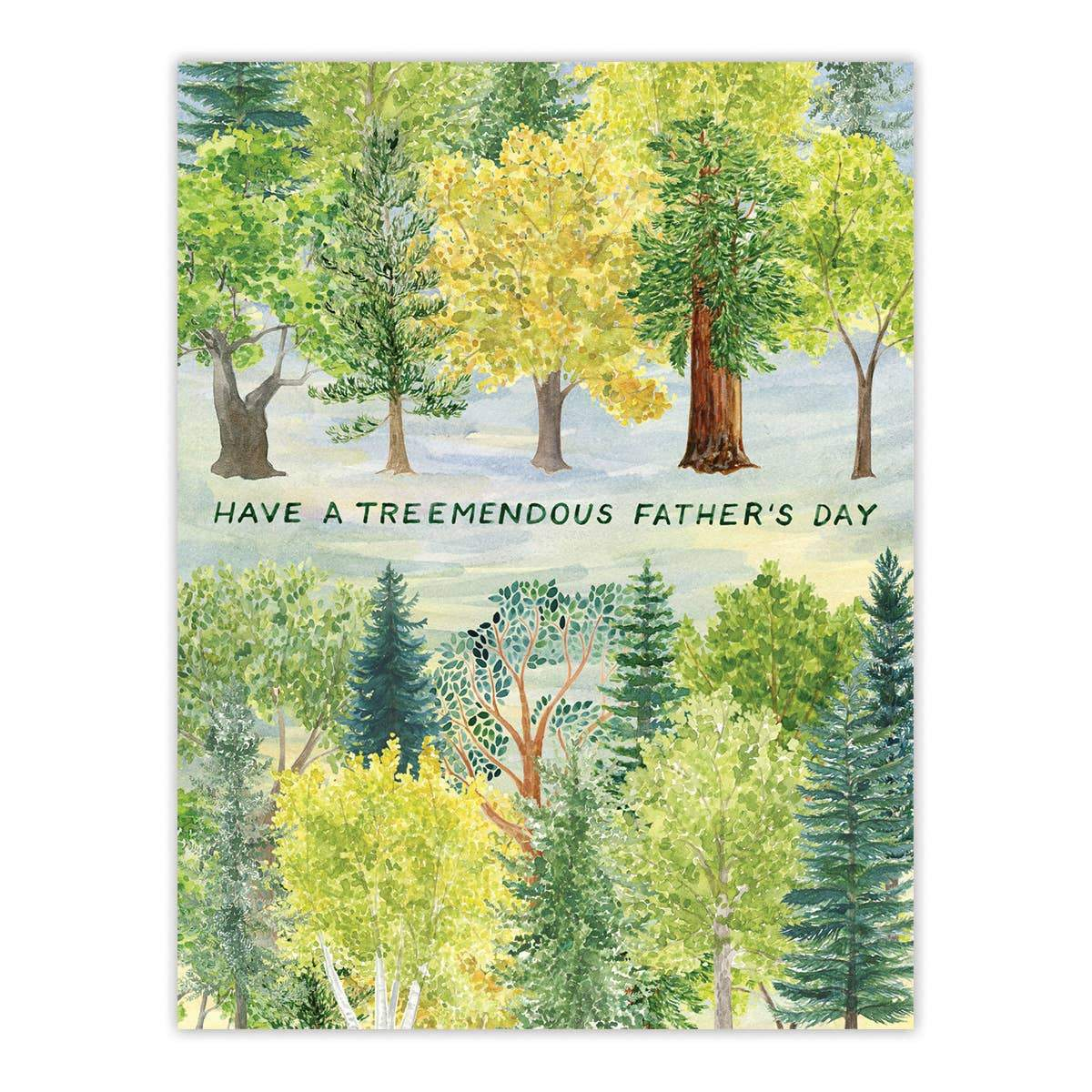 Treemendous Father's Day