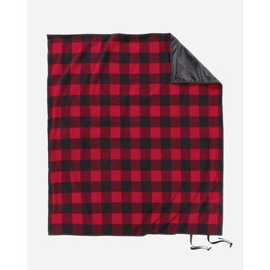 Rob Roy Plaid Roll Up Blanket | Pendleton