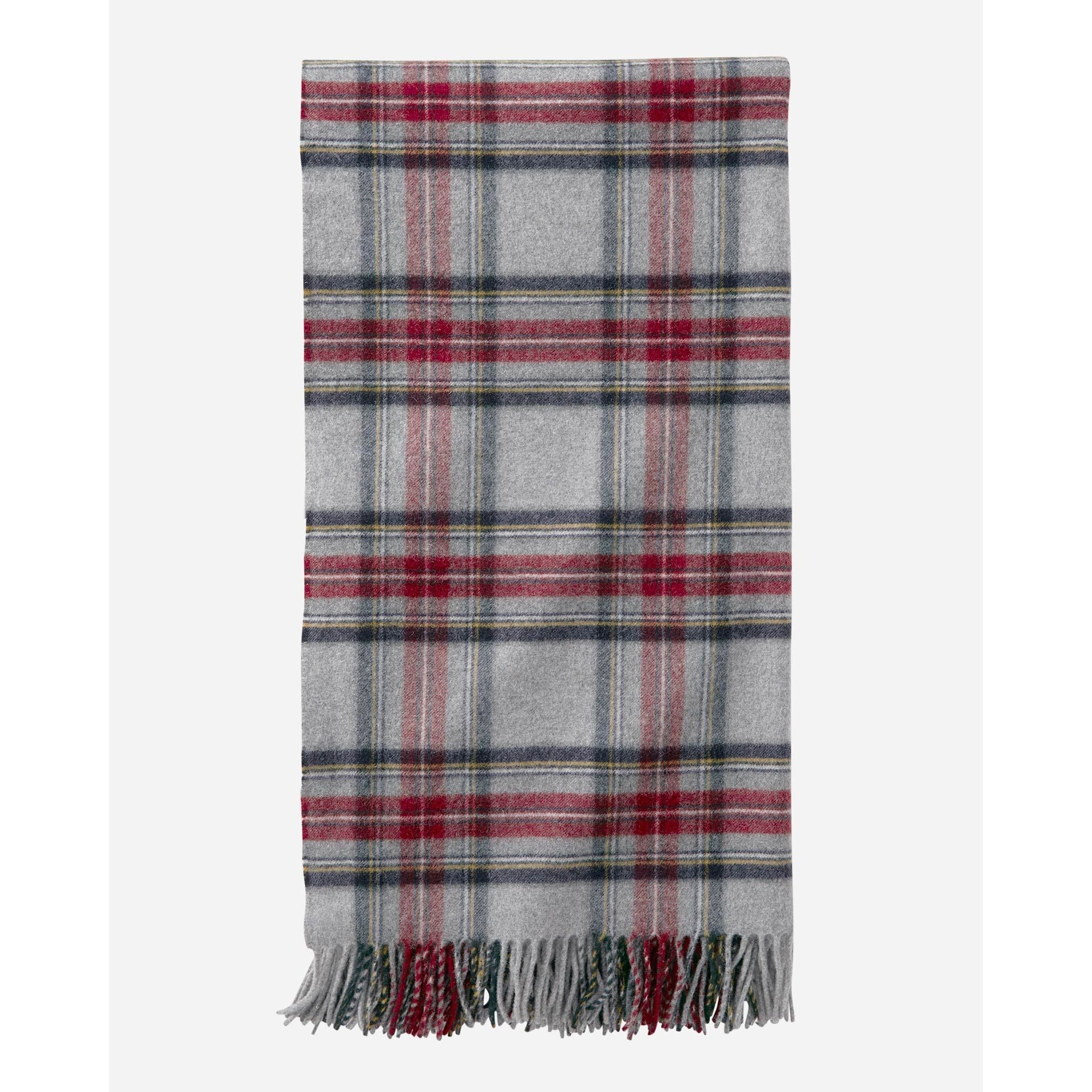 Grey Stewart 5th Avenue Throw | Pendleton