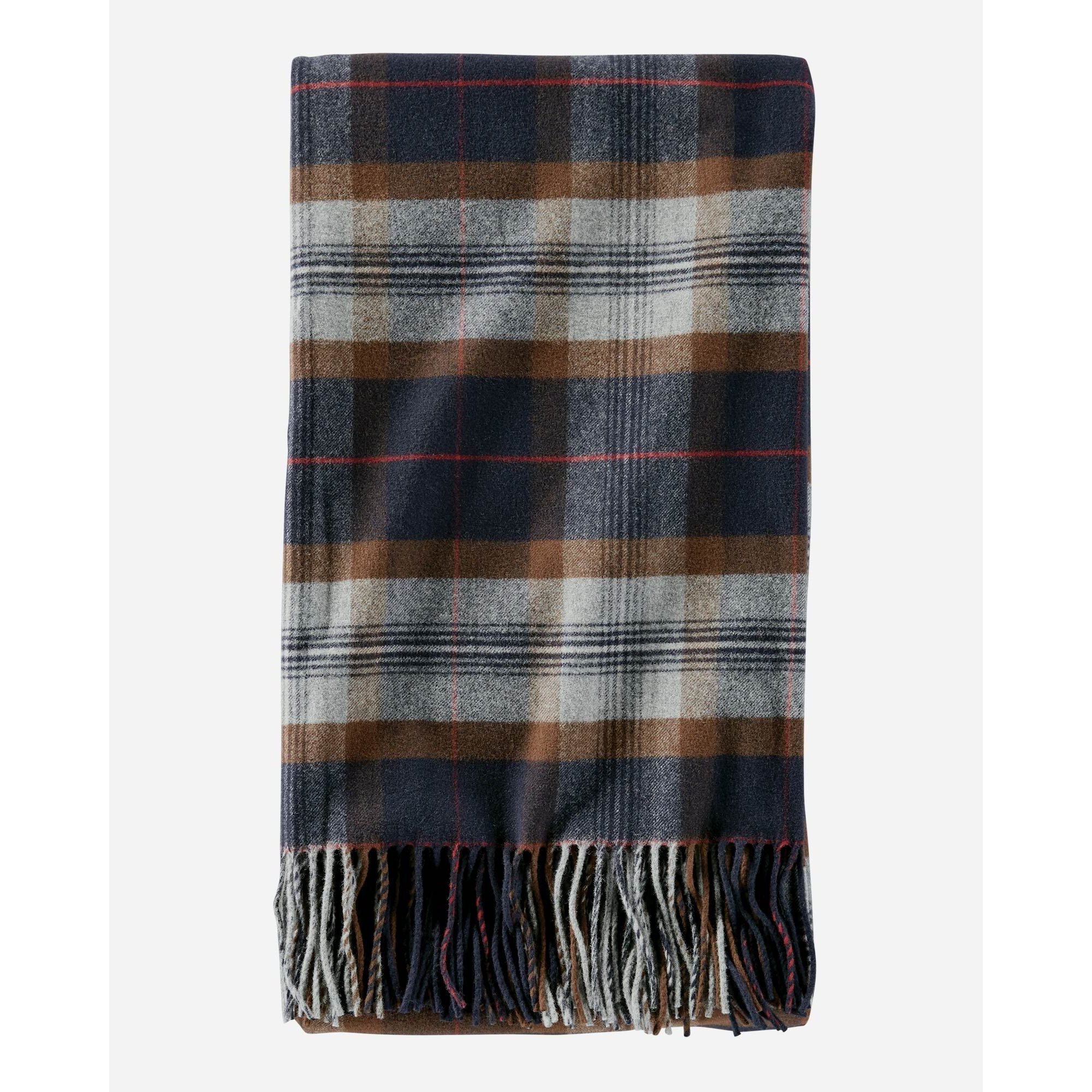 Ecliptic Plaid 5th Avenue Throw | Pendleton