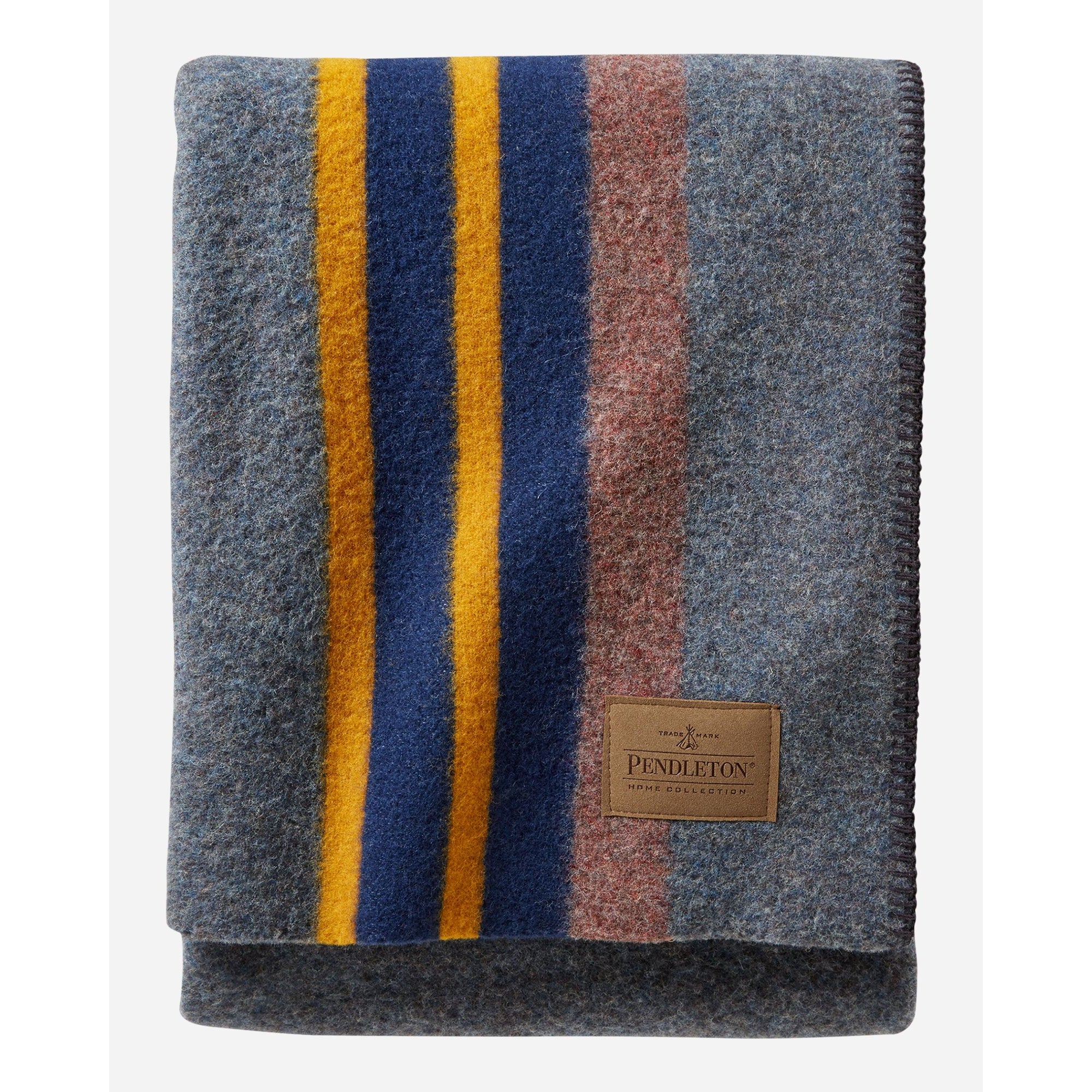 Yakima Wool Camp Throw | Pendleton