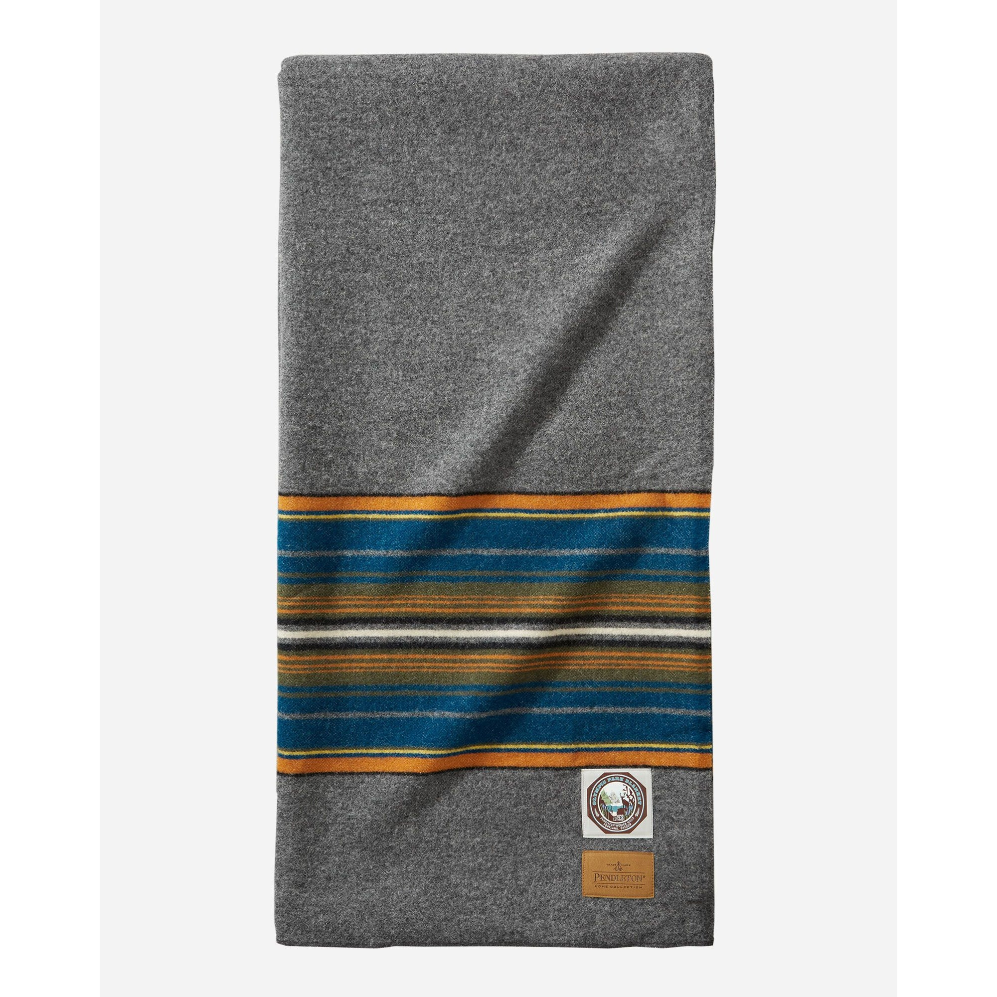 Olympic Grey National Park Throw | Pendleton