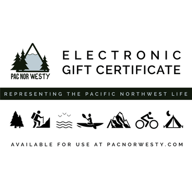 Pac Nor Westy Gift Certificate