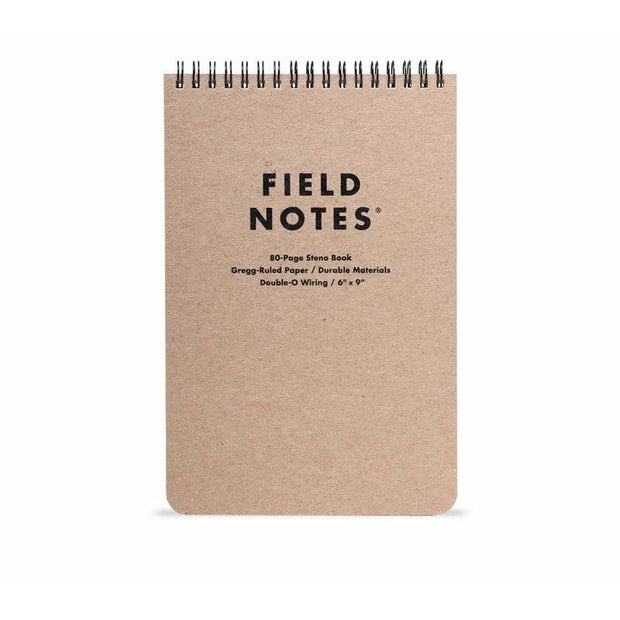 Field Notes: Steno Notebook