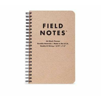 Kraft 56 Week Planner | Field Notes