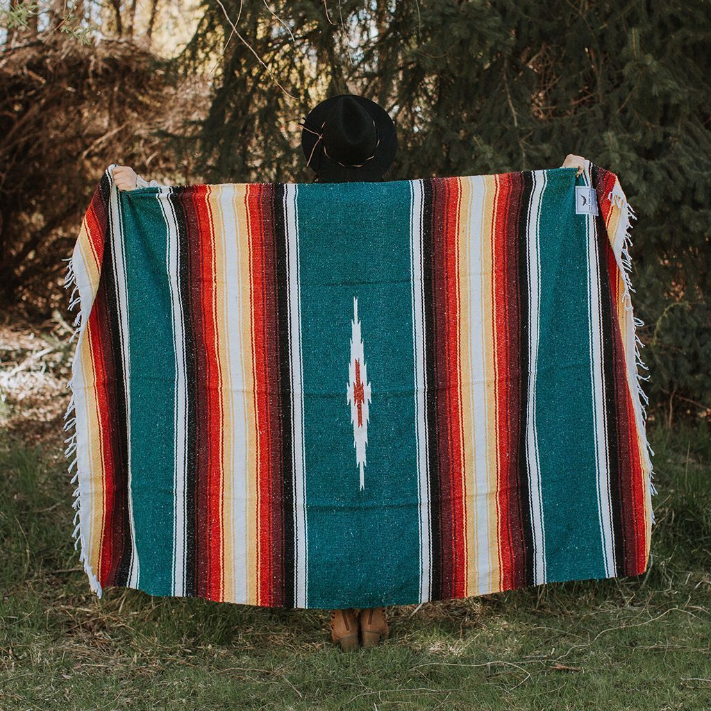 Monterey Blanket | Trek Light