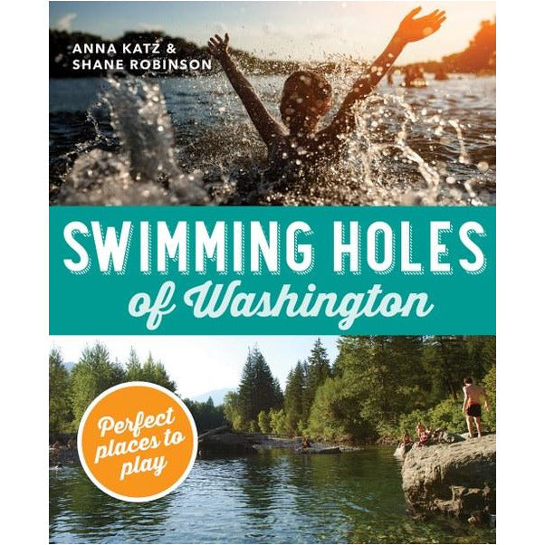 Swimming Holes of Washington: Perfect Places to Play