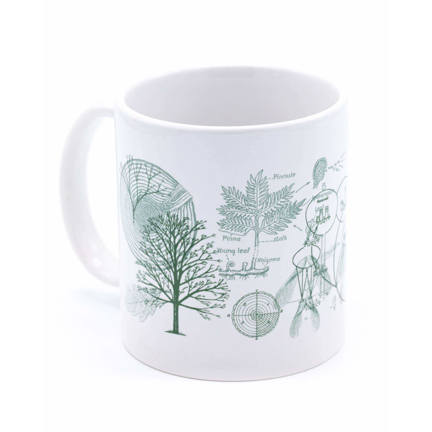 Forest Nutrients Mega Mug